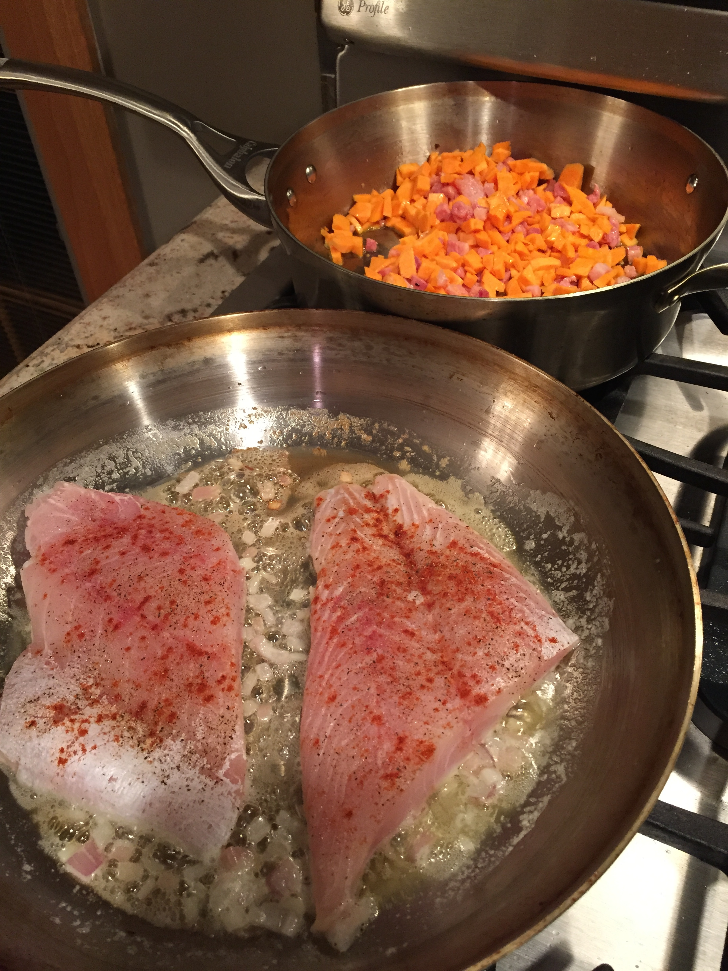 how to cook snapper fillets with skin
